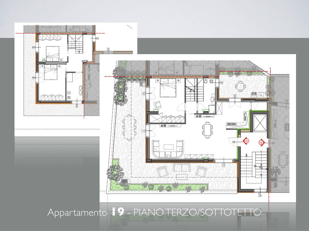 Appartamento, Lungarni, Pisa, in nuova costruzione