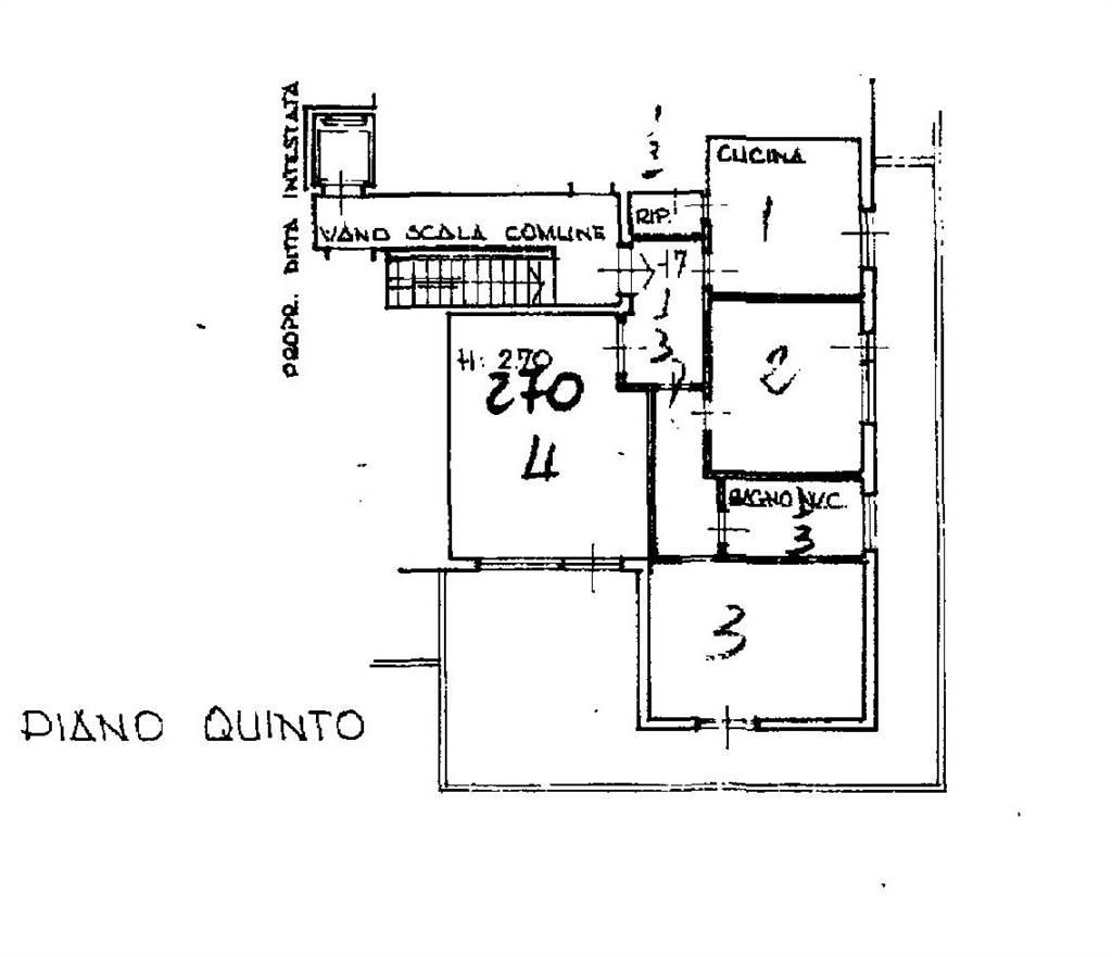 Квартира в PISA