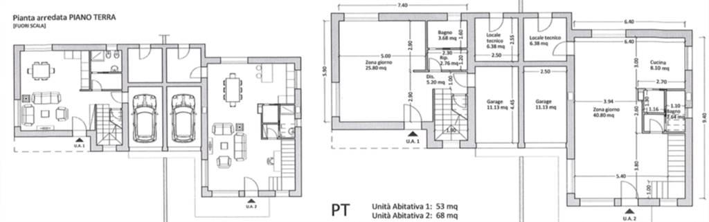Riglione, terreno edificabile in vendita con potenzialità edificatoria che sviluppa 250mq di sup abitativa più locali accessori (garage e locale