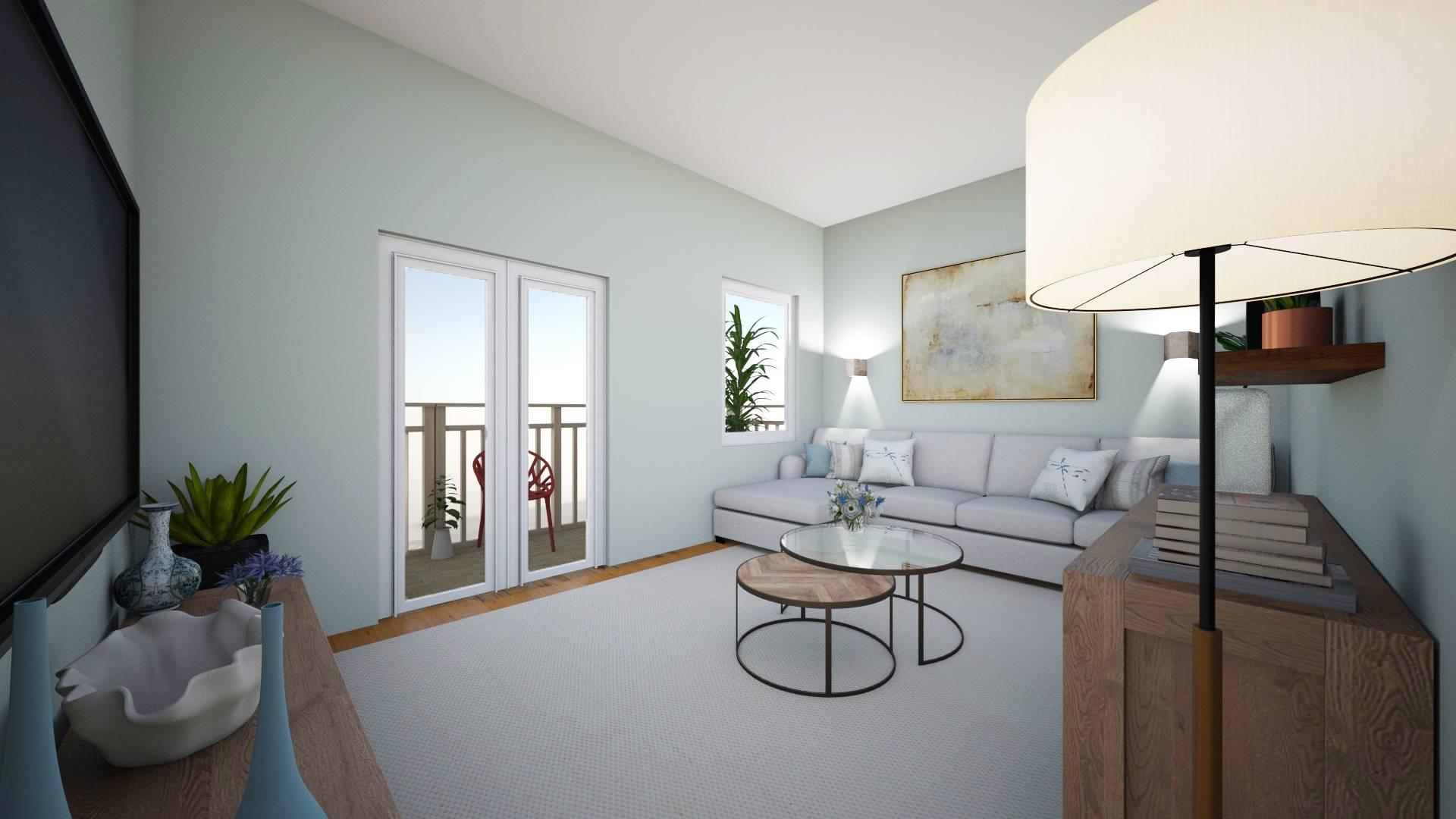 Nostra esclusiva: DON BOSCO, Via Parini, vendesi appartamento molto luminoso, facente parte di uno stabile di quattro unità abitative, posto al piano