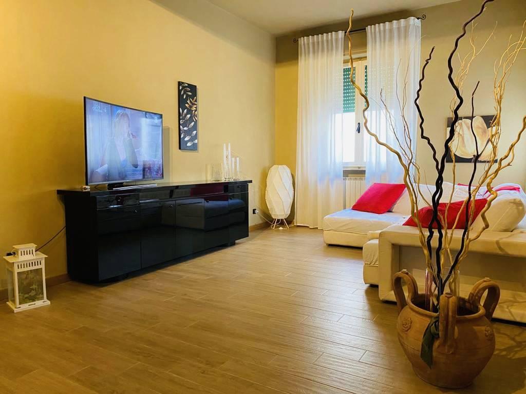 PORTA A LUCCA, PISA, Квартира на продажу из 95 Км, Отопление Независимое, Класс энергосбережения: G, на земле Поднятый, состоит из: 4 Помещения,