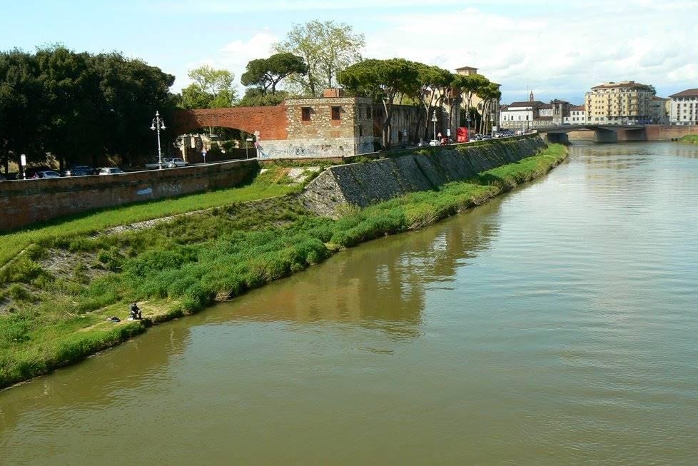 Riferimento 0504MM Pisa centro: a due passi da economia e commercio, veterinaria...In piccolissimo condominio appartamento al 3 piano (non ascensore)