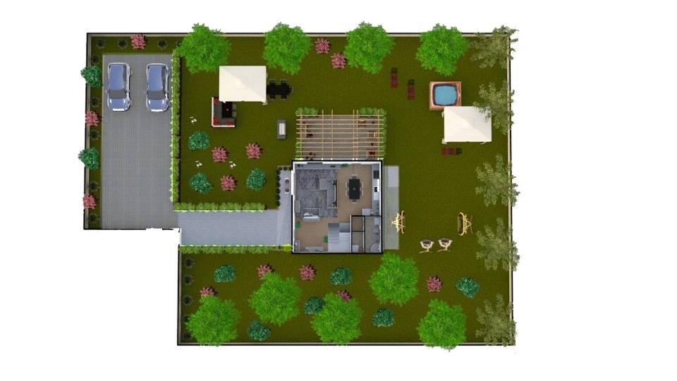 Riferimento E1204FCMM NOSTRA ESCLUSIVA Villa monofamiliare. In zona residenziale periferica di sole villette ad un passo dal centro città che rende