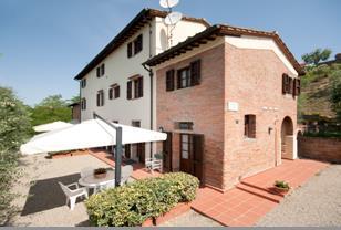 Rustico casale, Montecastello, Pontedera