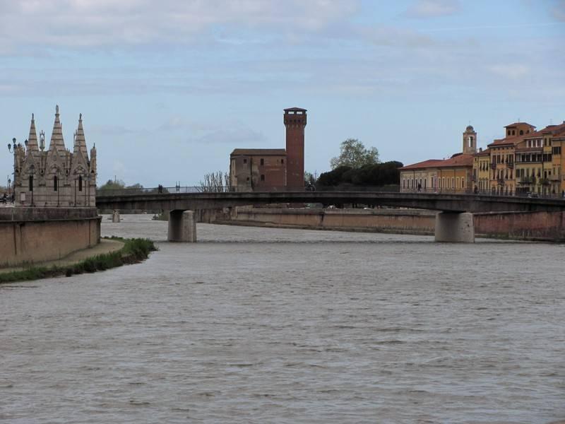 Locale commerciale, Cisanello,porta a Mare, Pisa