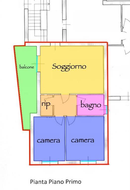 Trilocale, Fornacette, Calcinaia, in nuova costruzione