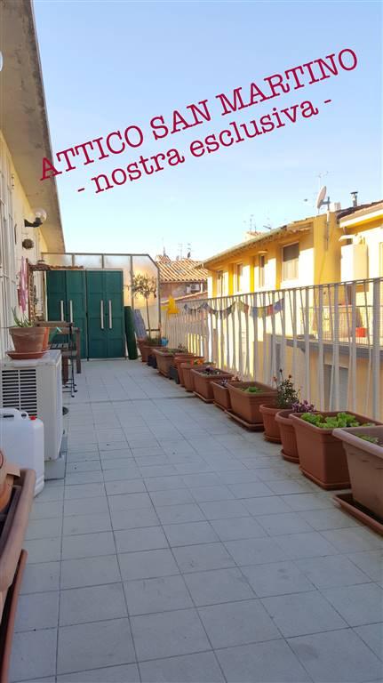 Attico, Quartiere San Martino, Pisa, in ottime condizioni