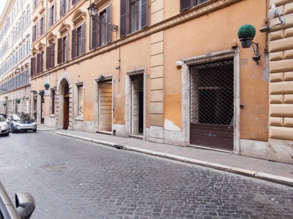 Attività commerciale in Via Sistina, Centro Storico, Roma