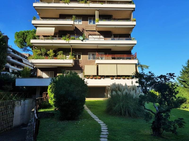 Appartamento in vendita a Roma, 3 locali, zona Località: GIUSTINIANA, prezzo € 235.000 | CambioCasa.it