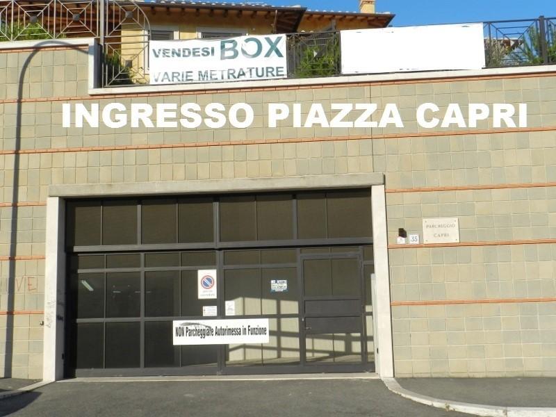 Garage / Posto auto in Piazza Capri 35, Monte Sacro, Talenti, Vigne Nuove, Roma