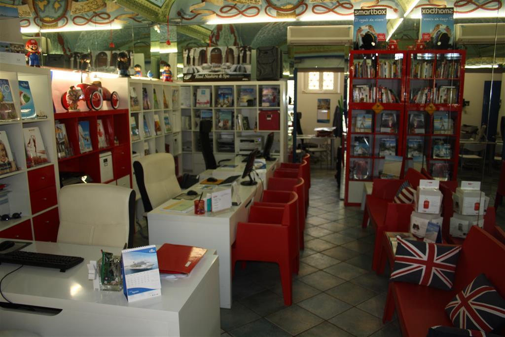 Attività commerciale in Viale Regina Margherita, Trieste , Somalia , Salario, Roma