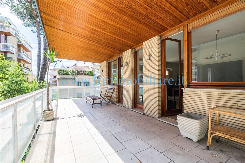Appartamento in Via Festo Avieno, Balduina, Trionfale, Montemario, Roma