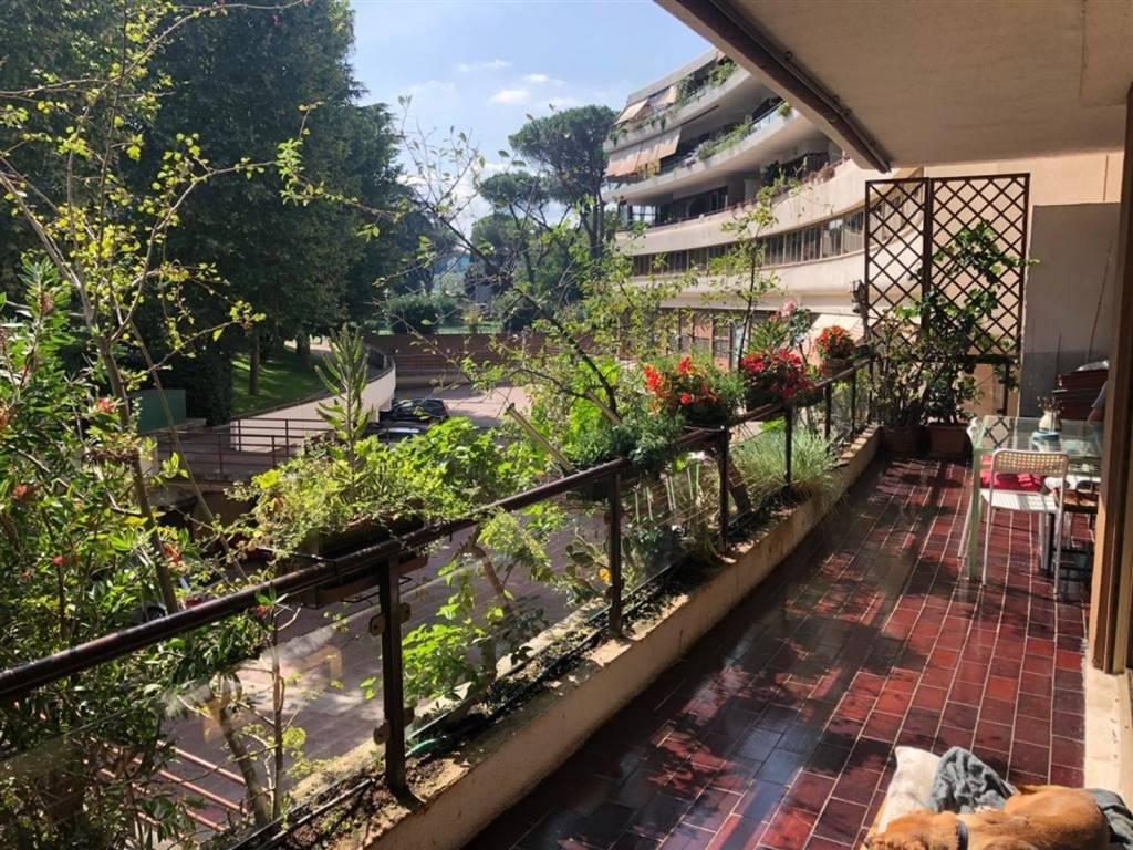 Trilocale in Via Andrea Del Castagno, Roma
