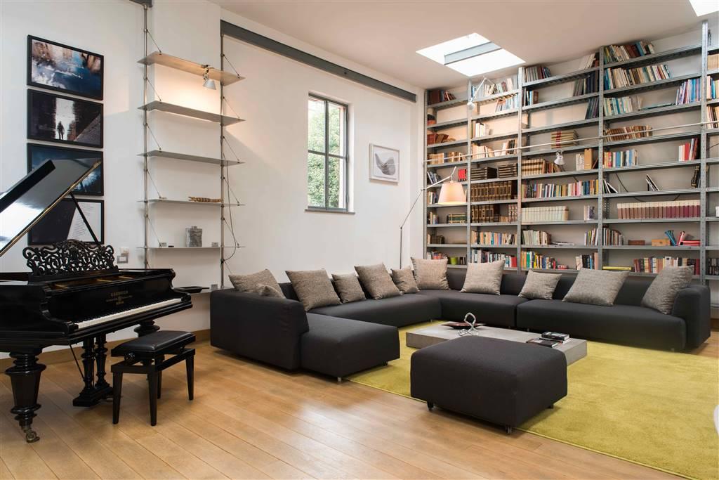 Loft, Nuovo Salario, Prati Fiscali, Colle Salario, Roma, ristrutturato