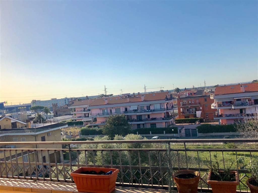 Attico in Via Francesco Di Benedetto, Torvergata,morena,romanina, Roma