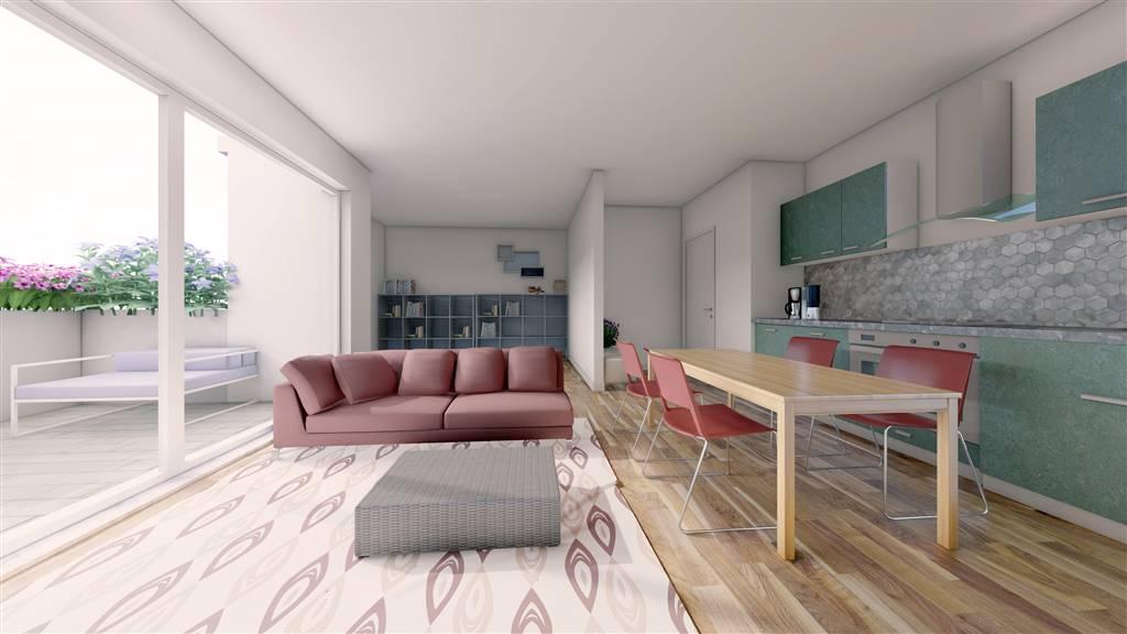 Vendita Trilocale Appartamento Lomazzo Via Parini  235503