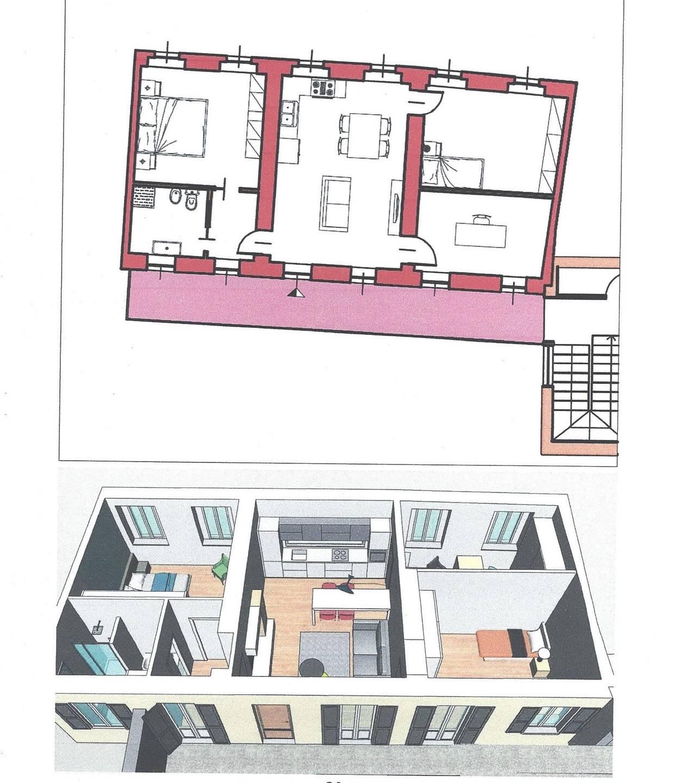 Vendita Quadrilocale Appartamento Lurate Caccivio     235516