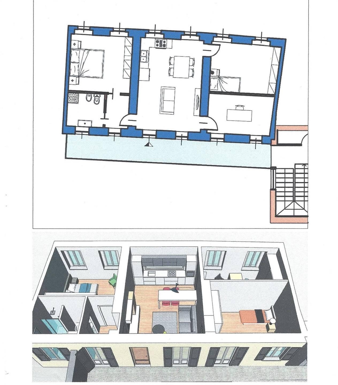 Vendita Quadrilocale Appartamento Lurate Caccivio     249290