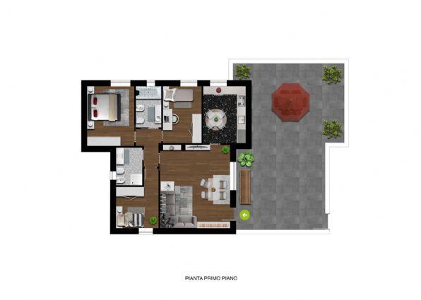 Vendita Villa unifamiliare Casa/Villa Appiano Gentile     246653