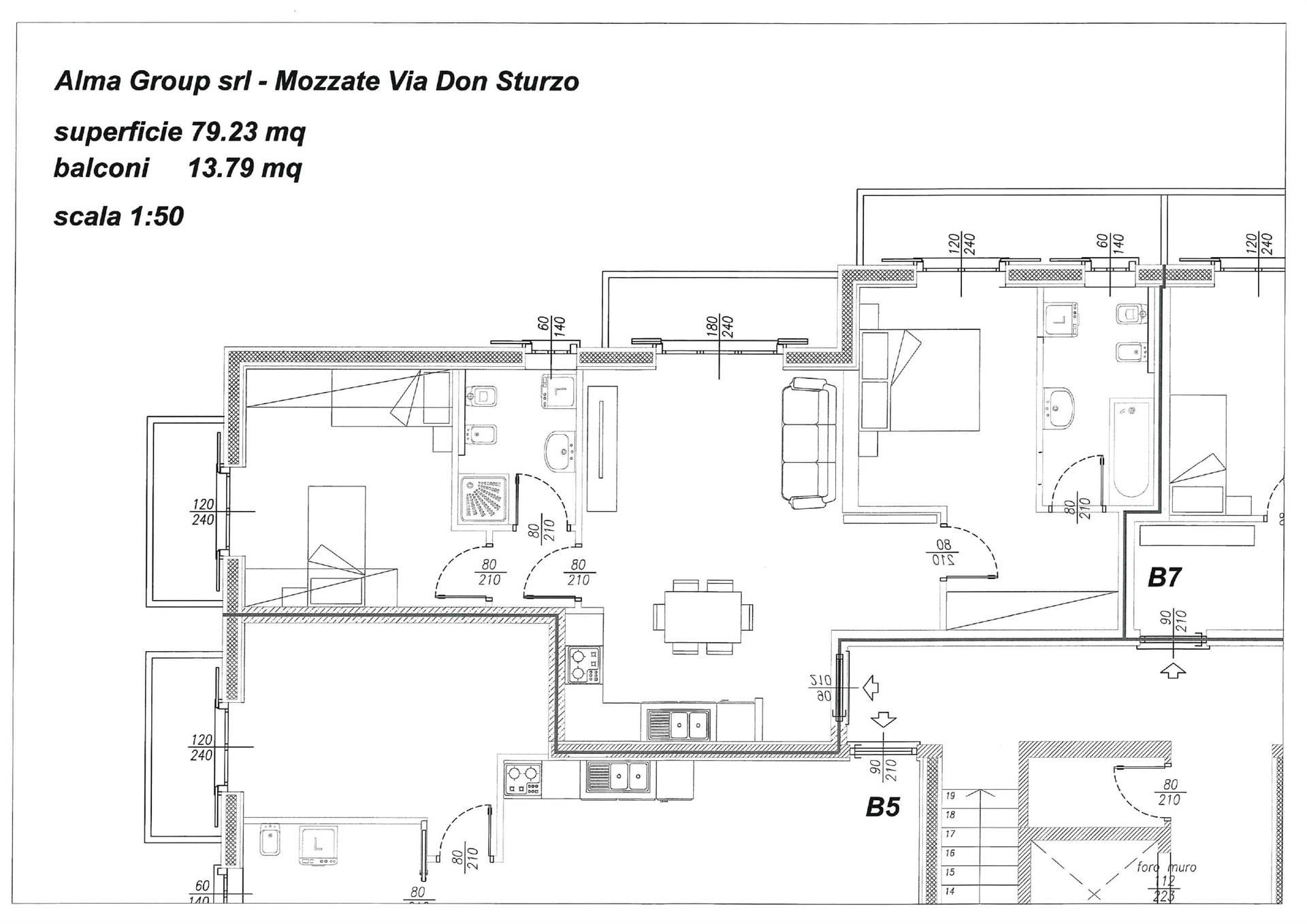 Vendita Trilocale Appartamento Cislago     299469