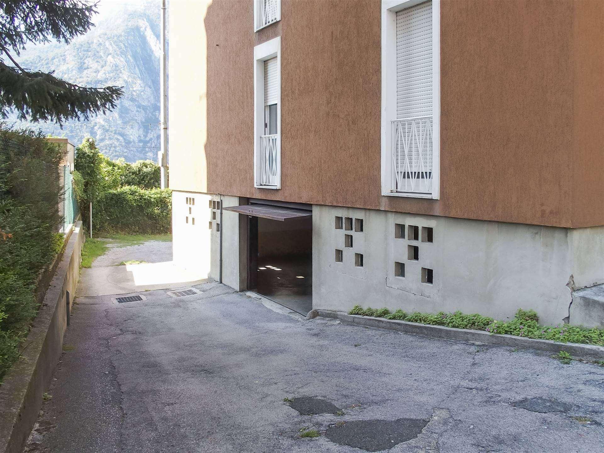 Accesso box condominiale