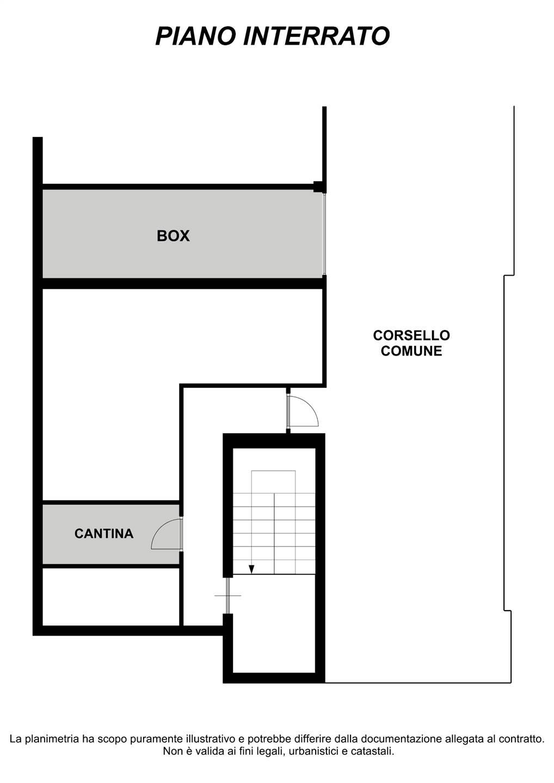 Planimetria_Box e Cantina