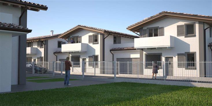 Nuova costruzione, Bizzarone, in nuova costruzione