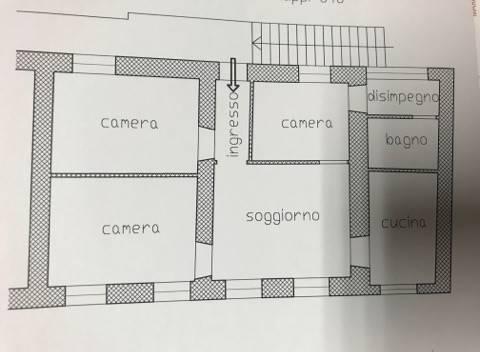 Appartamento, Vallecrosia, da ristrutturare