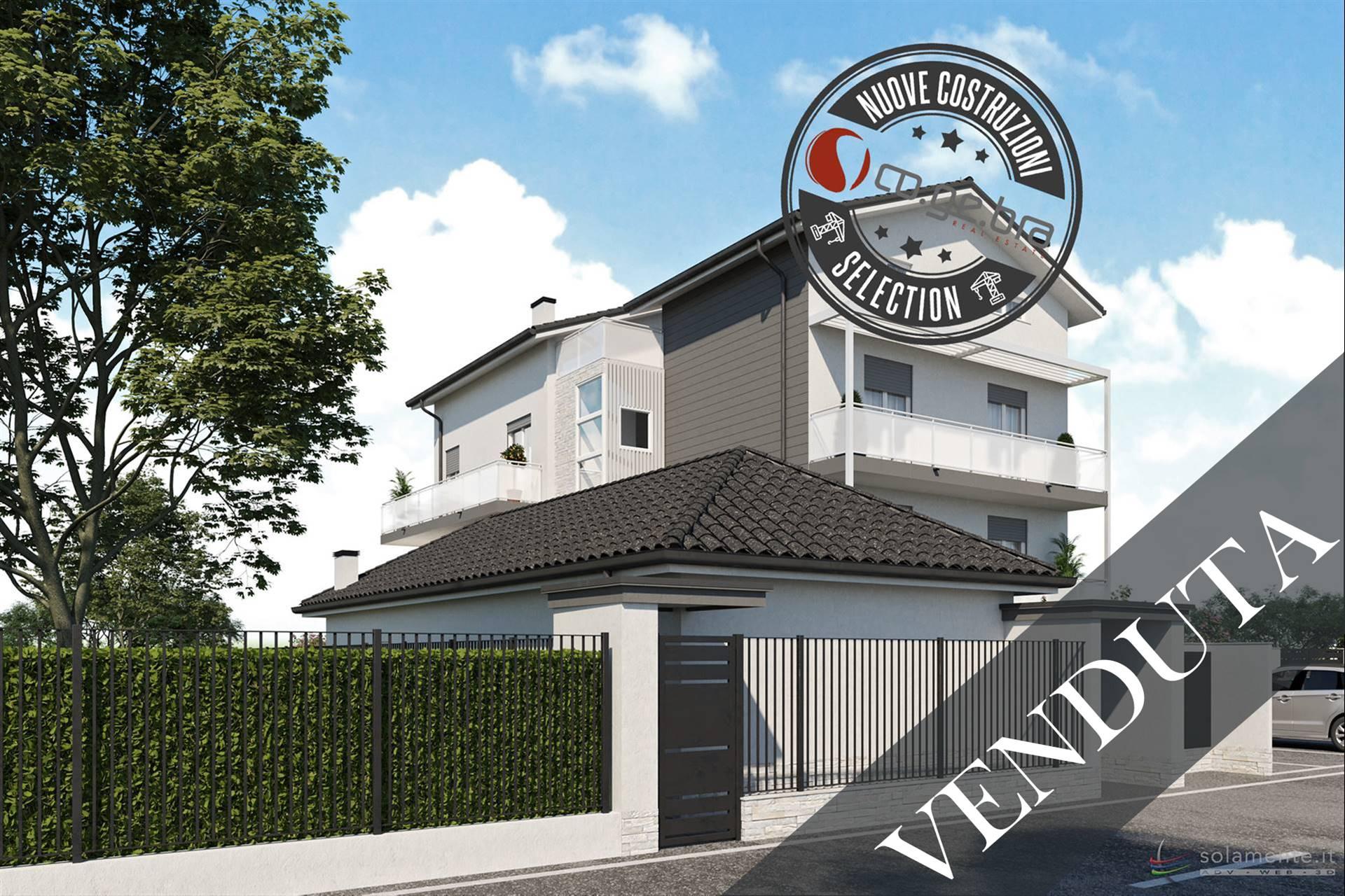 Appartamento in vendita a Cesano Maderno, 3 locali, prezzo € 187.000 | CambioCasa.it