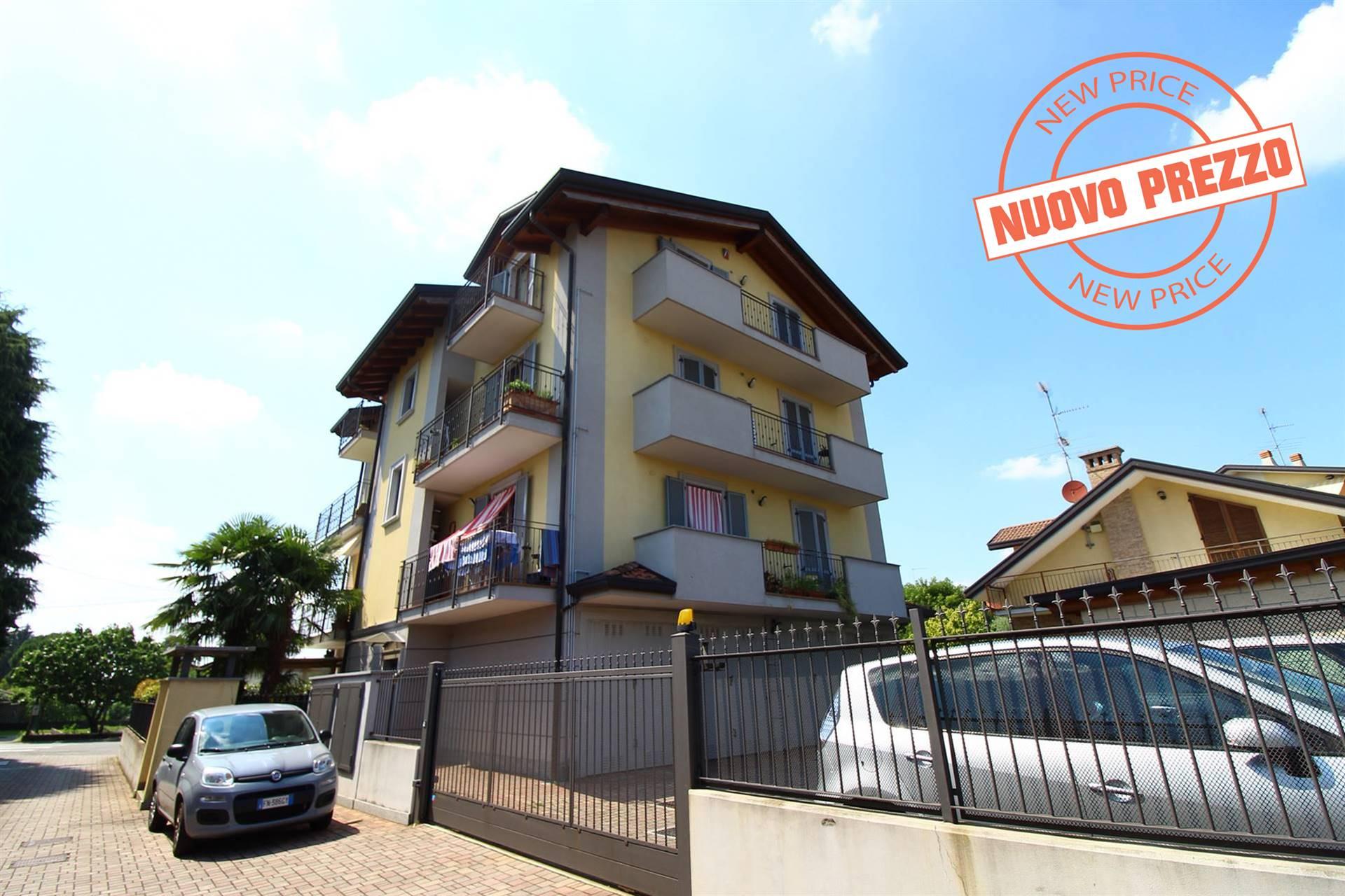 Appartamento in vendita a Misinto, 3 locali, zona Zona: Cascina Nuova, prezzo € 155.000   CambioCasa.it