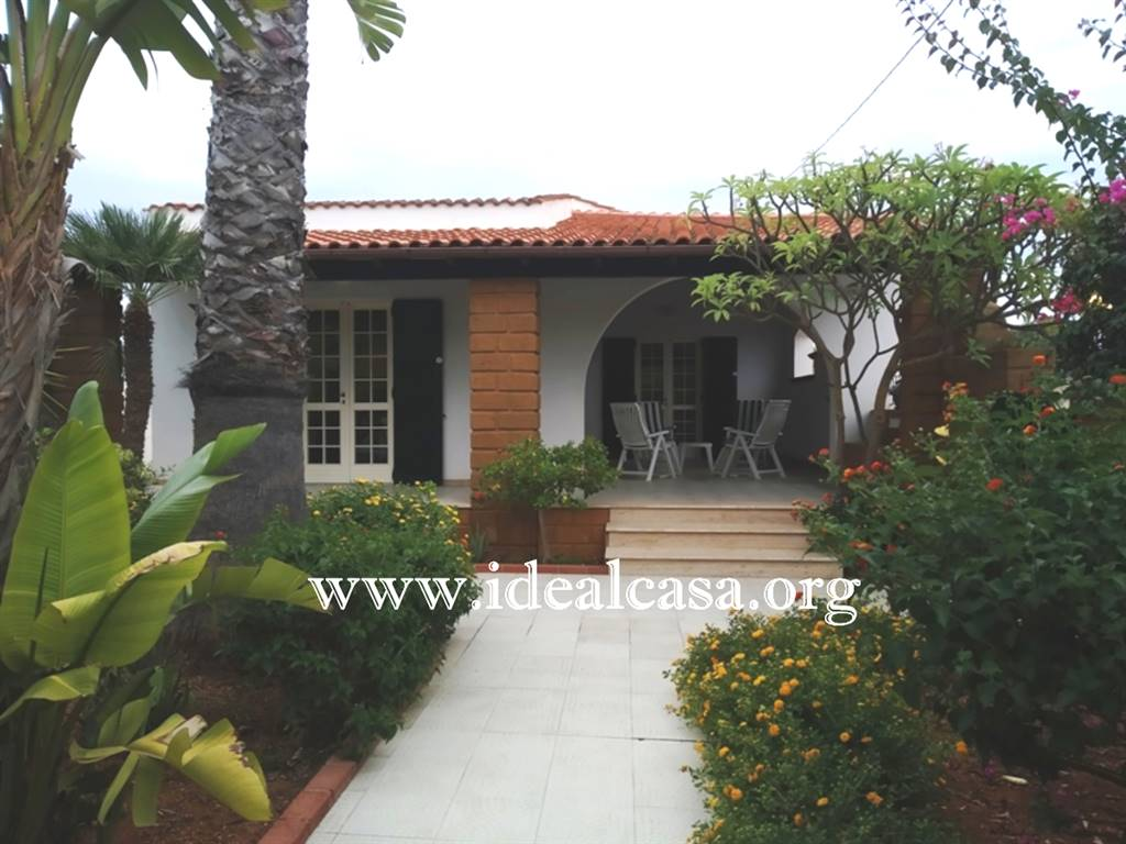Villa in Via Mare Del Sud 7, Mazara Del Vallo
