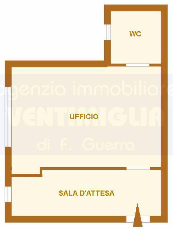 Ufficio / Studio in vendita a Ventimiglia, 2 locali, prezzo € 48.000 | CambioCasa.it