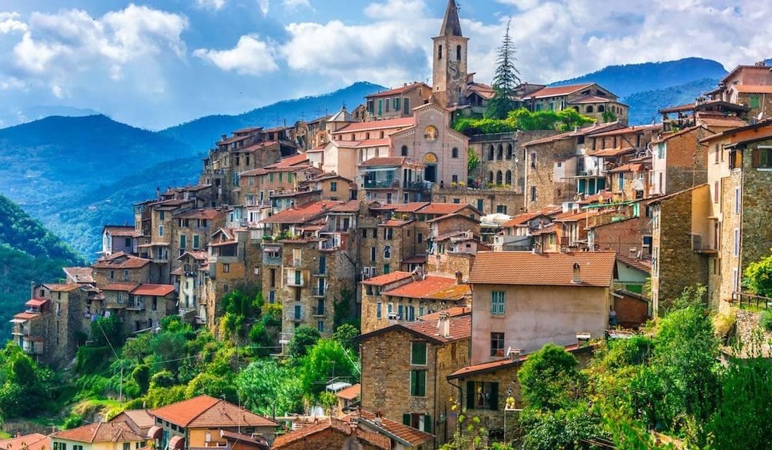 Appartamento in vendita a Apricale, 8 locali, prezzo € 108.000 | PortaleAgenzieImmobiliari.it