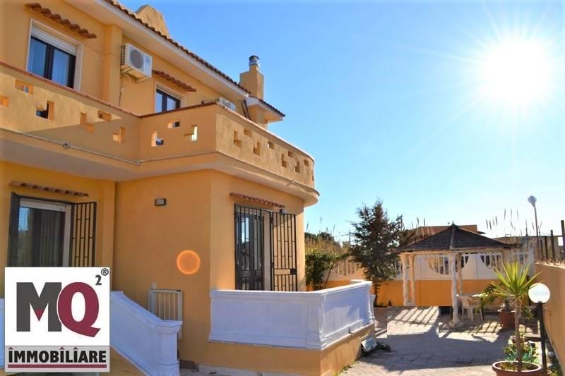 Palazzo, Levagnole, Mondragone, ristrutturato