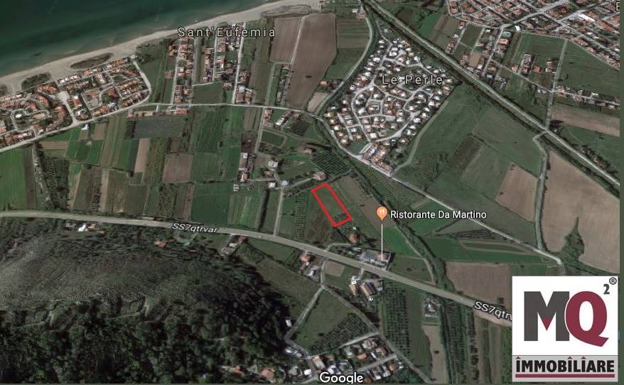 Terreno Agricolo in vendita a Sessa Aurunca, 9999 locali, zona Località: BAIA AZZURRA, prezzo € 15.000 | CambioCasa.it