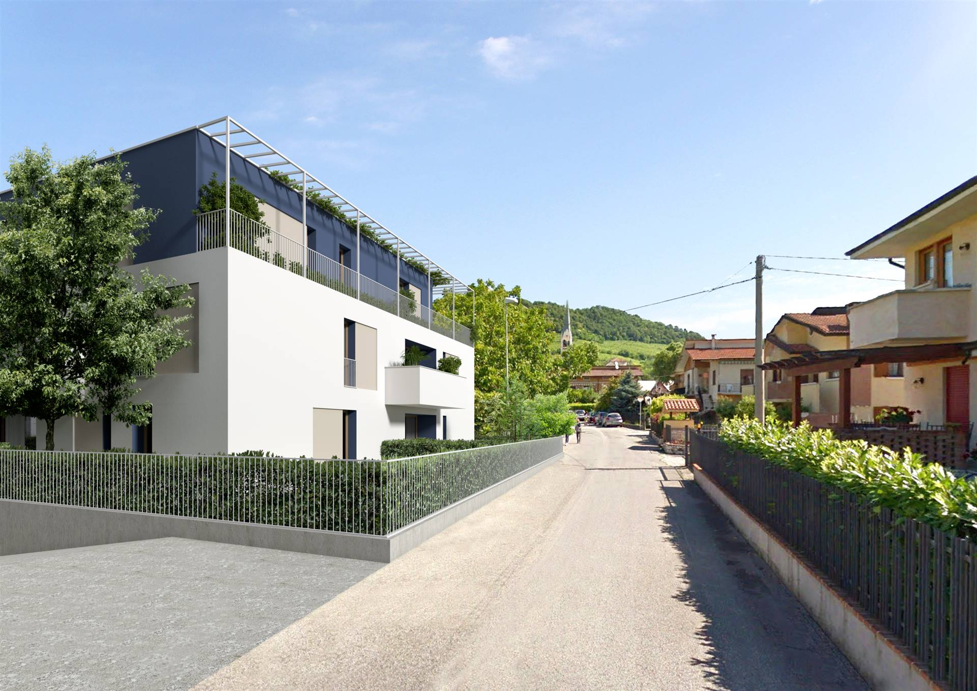 Appartamento in vendita a Montecchio Maggiore, 3 locali, prezzo € 205.000 | CambioCasa.it