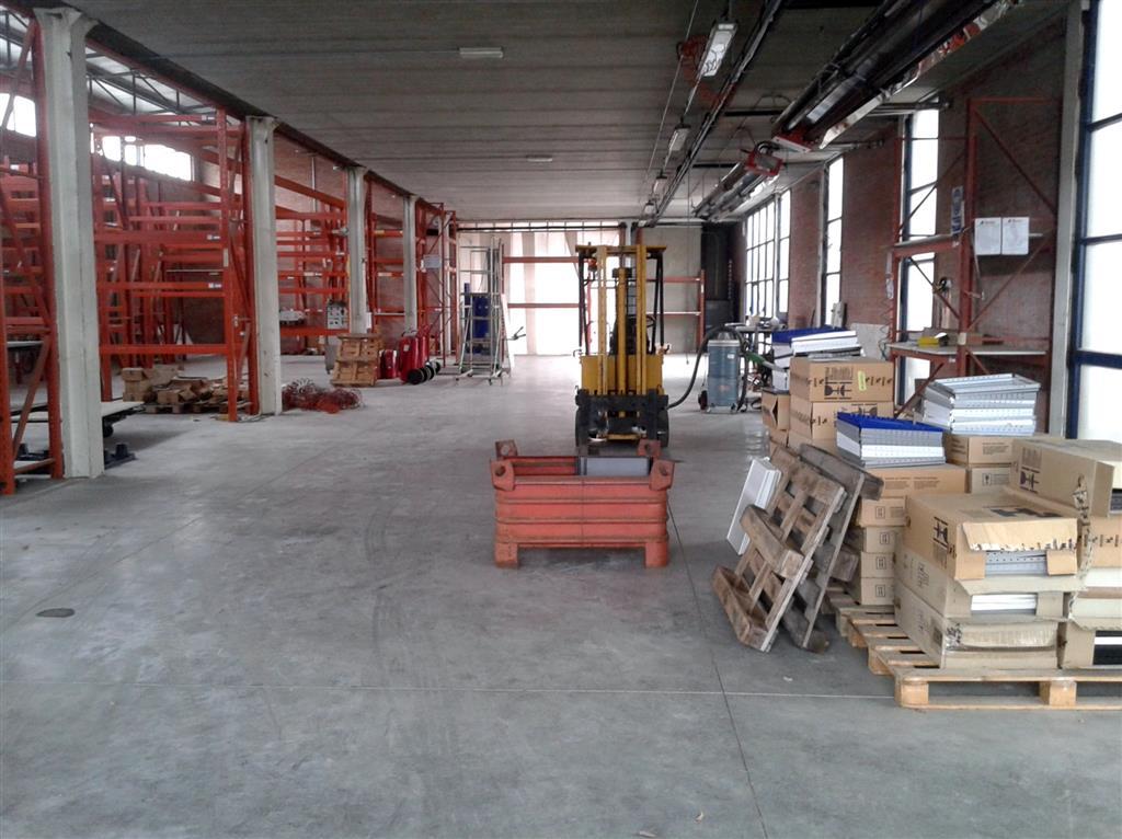 Capannone industriale a BORGO SAN LORENZO