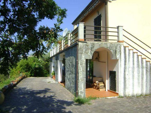 Casa singola, San Venerio, La Spezia