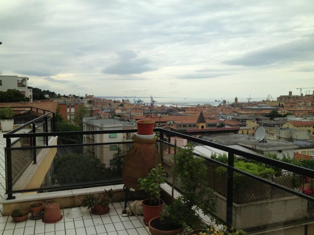 Quadrilocale, Borgo Rodi, Ancona, in ottime condizioni