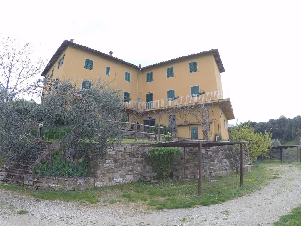 BARUFFI, IMPRUNETA, Farmhouse for sale of 600 Sq. mt., Excellent Condition, Energetic class: G, placed at Ground on 1, composed by: 30 Rooms, , 10