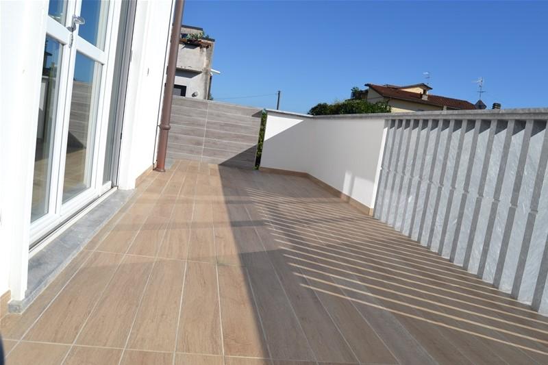 Foto terrazza piano primo