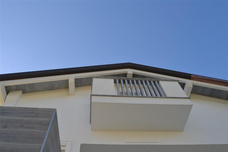Foto particolare balcone