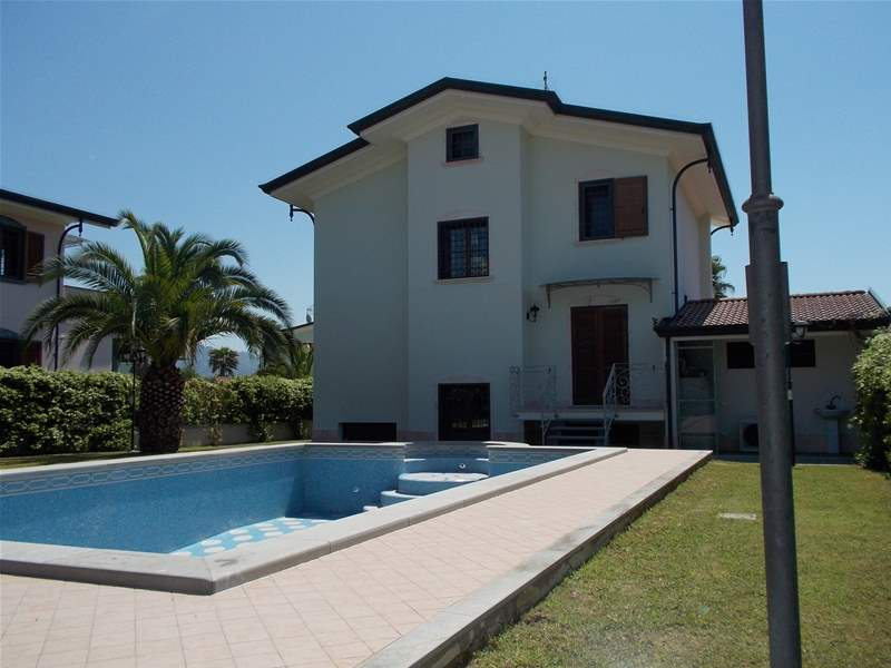 Foto piscina villa