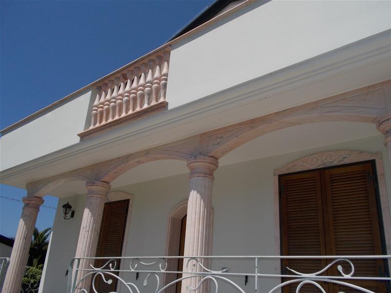 Foto particolare villa