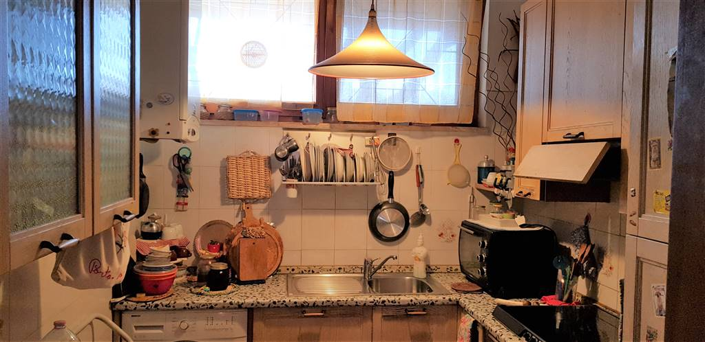 Foto cucina semiabitabile