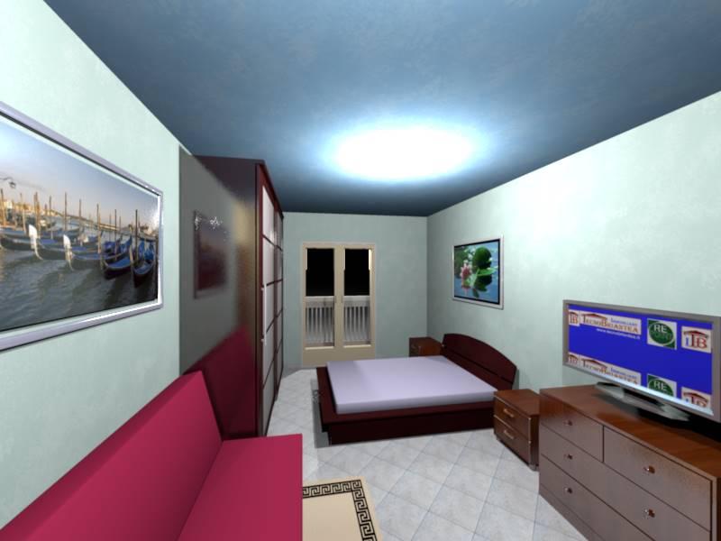 LOCATO CON RENDITA AL 6% In Mini palazzina , sito al primo piano, con doppia esposizione, appartamento completamente ristrutturato , composto da ingresso, cucina abitabile, camera, bagno, balcone, ed