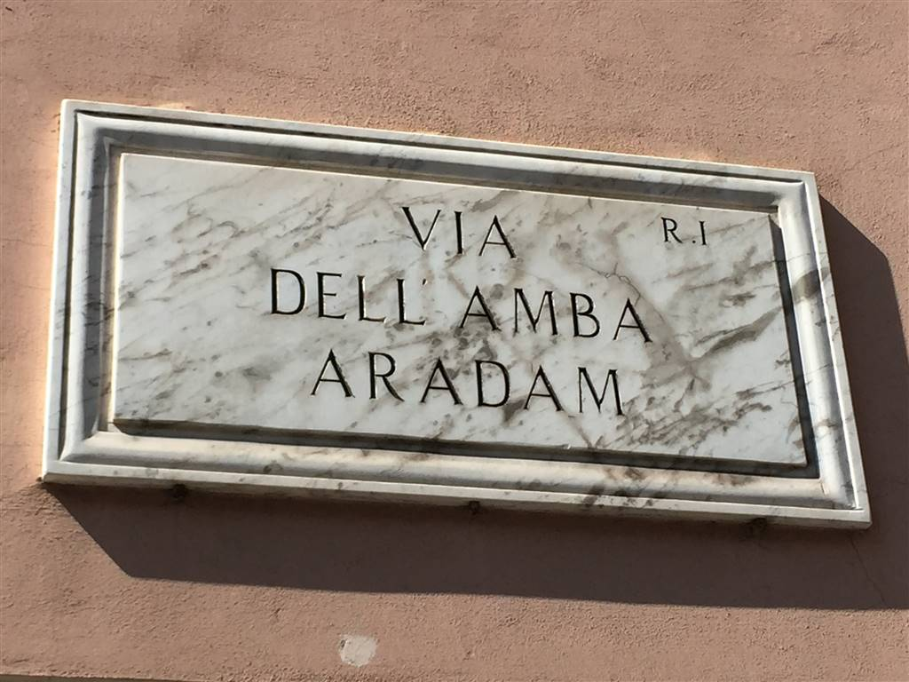 Bar in Via Dell' Amba Aradam, Roma