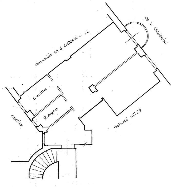 Appartamento indipendente in Via Flaminia, Flaminio, Fleming, Vigna Clara, Camilluccia, Roma