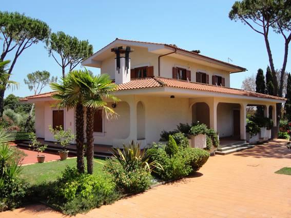 Villa in Via Clara Francia Chauvet, Roma