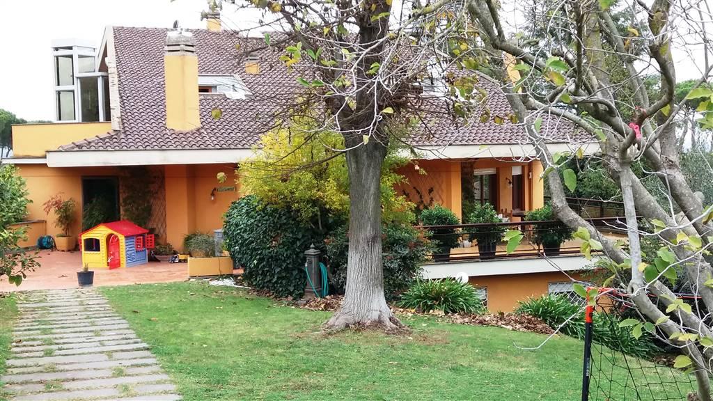Villa in Via Del Buon Ricovero, Giustiniana, Roma